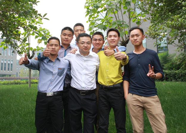 重庆分公司团队